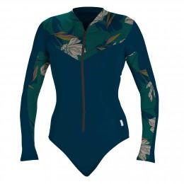 O'Neill Wms Front-Zip Surf Suit