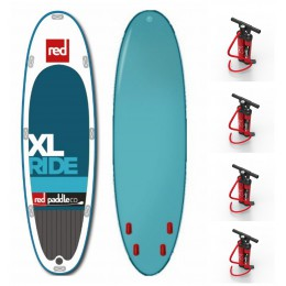 Red Paddle 17' xl ride