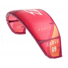 North Kiteboarding Carve Rouge