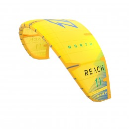 North Kiteboarding Reach Jaune