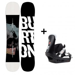 Burton Pack Instigator + freestyle