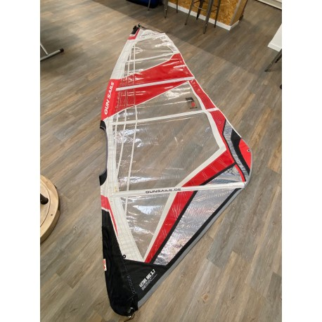 occasion gunsail mc wave 3.7m