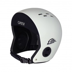 CASQUE GATH HAT WHITE
