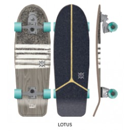 "Flying Wheels IZU LOTUS 30"" SURFSKATE"