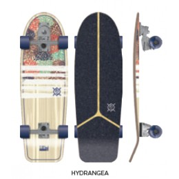 "Flying Wheels IZU HYDRANGEA 30"" SURFSKATE"