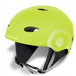 Casque Freeride jaune