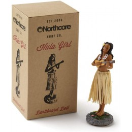 Northcore Hula girl de tableau de board