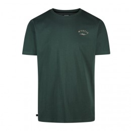 Mystic The Zone S/S Tee green