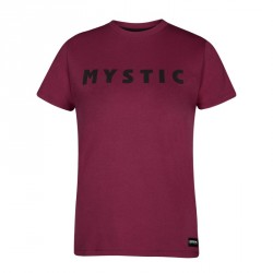 Savage Tee Burgundy