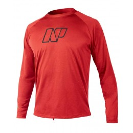 NP surf Mens Water T L/S