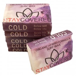 STAYCOVERED Surf Wax Cold