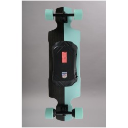 "SKATE ELECTRIC MACK 39"" AQUA"