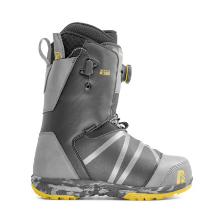 Boots TRACER H-LOCK COIL BLACK