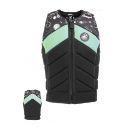 Sooruz Lady Wakevest GROUND BLACK