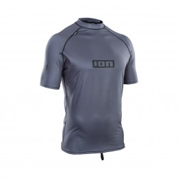 Ion Promo Rashguard Men SS steel blue