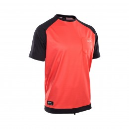 Ion Wetshirt Men SS red/black