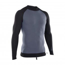 Ion Neo Top Men 2/2 LS steel blue/black