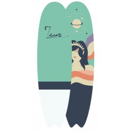 Zeus Surfboards GAIA EVA