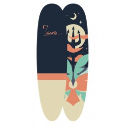 Zeus Surfboards MIDNIGHT EVA