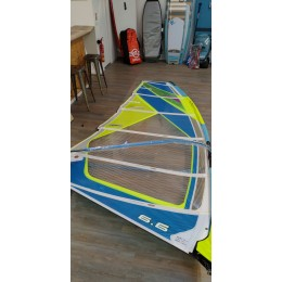 XO Sails quad 6.6m²