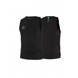 Vissla 7 SEAS 2MM FRONT ZIP VEST-BLK
