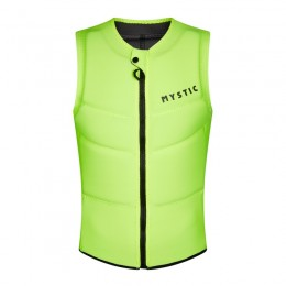 Mystic Star Impact Vest Fzip Kite jaune flash