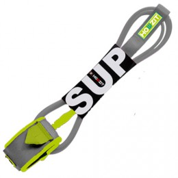 Howzit Leash Sup silver/lime