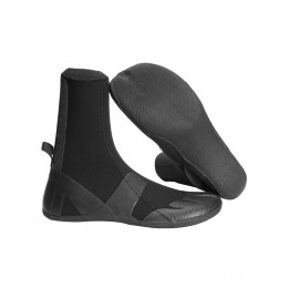 Vissla HIGH SEAS 3MM SPLIT TOE BOOTIE-BLK