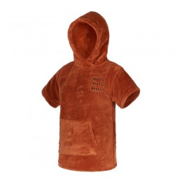 Mystic Poncho Teddy kid rusty