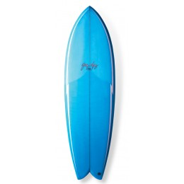 SURFTECH Gerry Lopez Something Fishy Quad - FCS 5'10