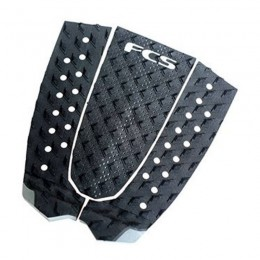 FCS T-3 traction pad black/charcoal