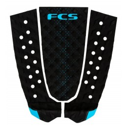 FCS T-3 traction pad black/blue