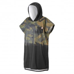 After Essentials TRAVEL PONCHO Military Green