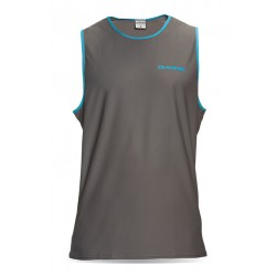 Tripet loose fit tank Gunmetal