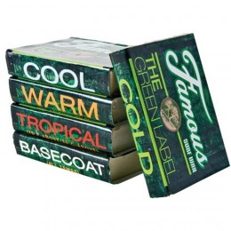 Famous surf wax surf wax cold green label famous