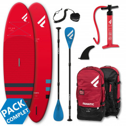 Fanatic Pack Fly Air Pure red