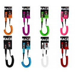 Leash Coil 9' Race Color Series