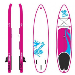 Surfpistols PACK STAND UP PADDLE PIN UP 10'6X32''X5''