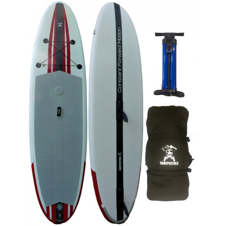 """WINDSURF GONFLABLE PERFORMANCE 11'0X34""""X5"""" CARBONE"""