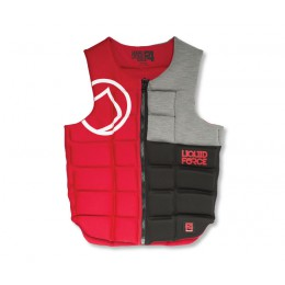 Liquid Force Gilet Flex comp red
