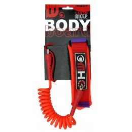 Howzit leash body neon