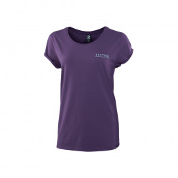 Duotone Tee Branded SS - Violet