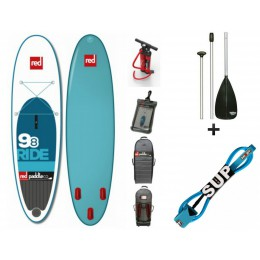 Red Paddle pack 9'8 RIDE'