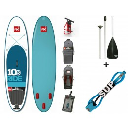 Red Paddle pack 10'6 RIDE