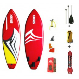 Sroka pack WAVES 7'5 KIDS ET SURF