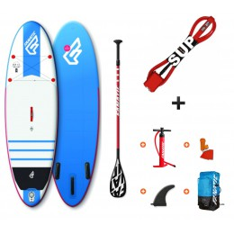 Fanatic pack fly air 9'8