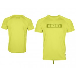 Ion Wetshirt Logo Ss lime