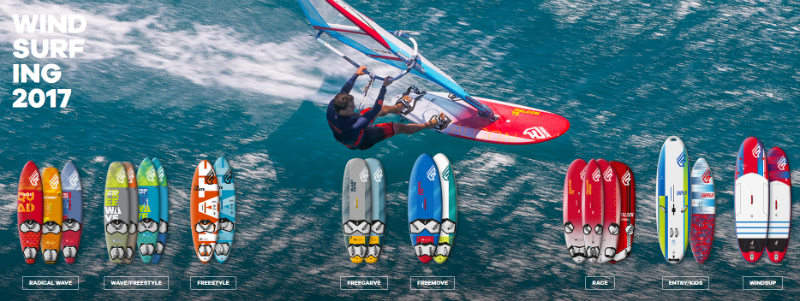 Fanatic-planches-windsurf-2017