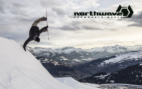 Northwave-snowboard-action