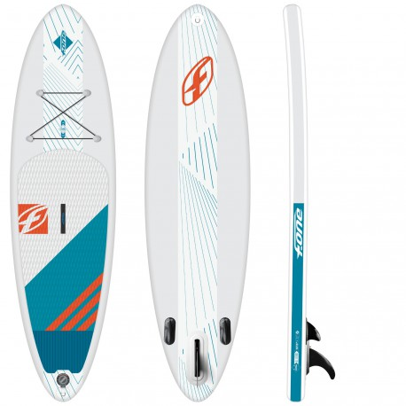 Le SUP F-One Matira All Round, polyvalent mais très performant